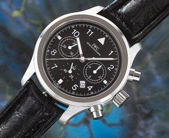 Iwc Quartz Pilot Watch