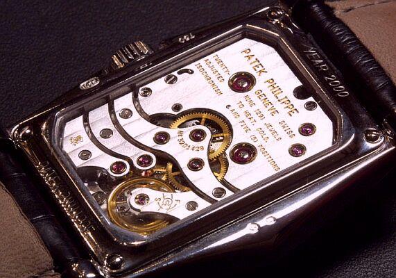 Patek 2554 Patek5100