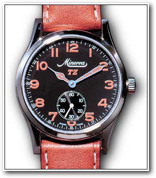 Minerva Limited Edition TimeZone Watch