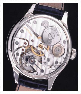 Minerva 140th Anniversary Watch