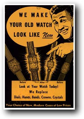 Ladies Rolex Watches Uk >> Vintage Ads - TimeZone