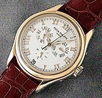 Patek 5035, yellow gold