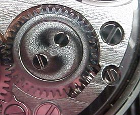 Blancpain 64-1 intermediate wheel