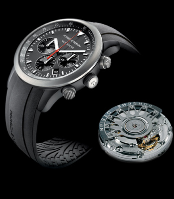 favorite watch movement. PorscheSpecialRotor01