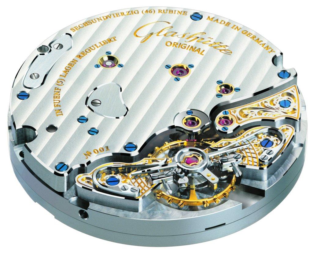 Lịch sử Đồng hồ A. Lange & Söhne