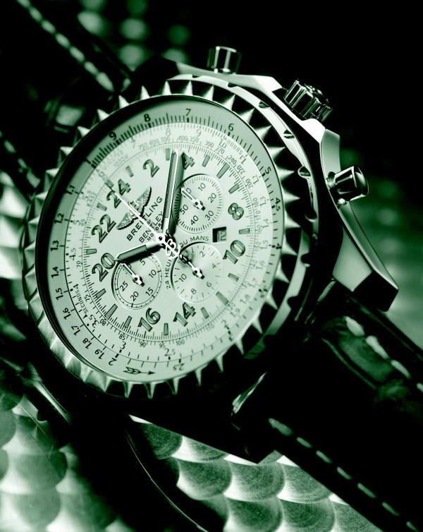 Rolex, la marque la plus représentative des 24 heures du Mans BreitlingLeMansChorno01