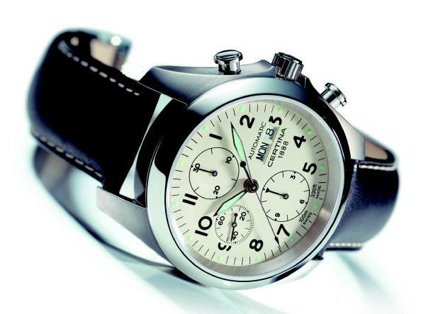 New Model Certina Ds Pilot Automatic Chronograph 8 21