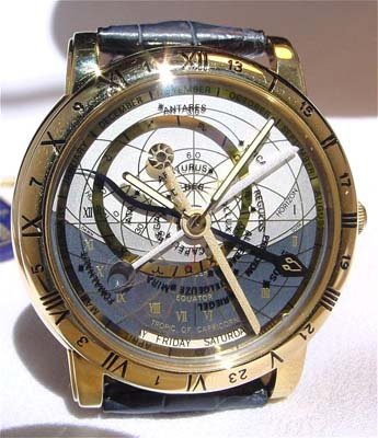 Ulysse Nardin Astrolabium Galileo Galilei Watch Features Lots Of Info: Doesn't Know How To Share The Knowledge Watch Releases