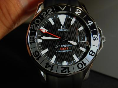 Omega Speedmaster Gmt